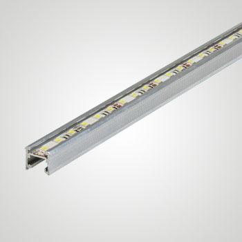 LEDOlistwa oświetleniowa z soczewką